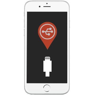 Επισκευή Lightning Connector Iphone 6