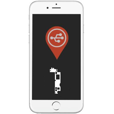 Επισκευή μητρικής πλακέτας Iphone 6